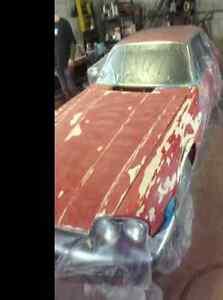Complete automotive restoration and paint!