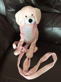 Childs harness reins