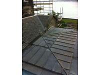 Roofer for homers, Slate, Tile, Lead Work / Welding, Roughcast, Plaster, Flat Roofing / Felting