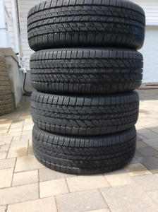 Toyo tires (4) for sale