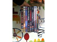 DVDs bundle