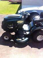 New Lawn tractor