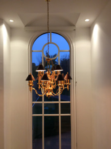 GRAND LUMINAIRE CHANDELIER