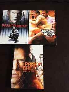 Prison Break Season 1-3
