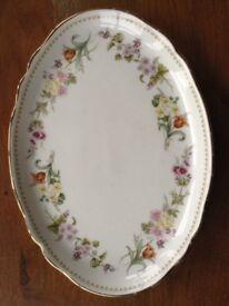 Wedgwood Bone China 'Mirabelle' Plate