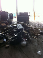 Must Go Junk Removal oshawa,Whitby,Ajax,Pickering,Bowmanville,