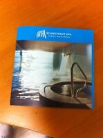 Scandinave Spa Old Montreal $100 gift card