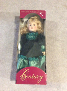 Century Collection Genuine Porcelain Doll