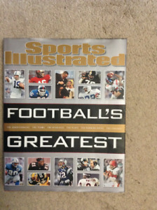 NFL FOOTBALLS GREATEST