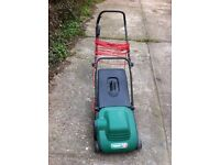 Qualcast lawn mower