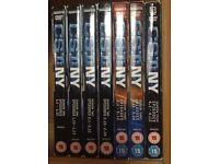 CSI New York DVDs