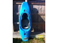 Kayak big dog