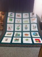 QUILTS and MANY OTHER CRAFTS !