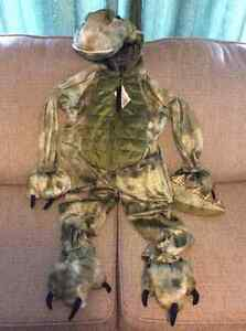 NWT Lizard Costume