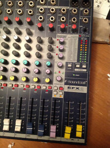 soundcraft mixer