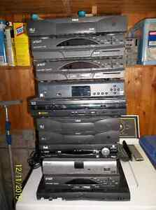 ASSORTMENT of SATELLITE RECEIVERS/RECEPTERS