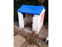 Free little tikes play house