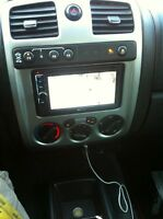 Kenwood double din dvd