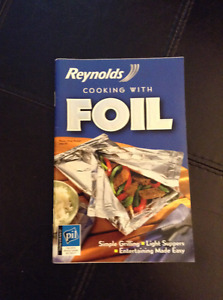 """COOKING WITH FOIL"" COOKBOOK"