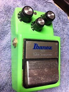 Ibanez Tube Screamer Japan