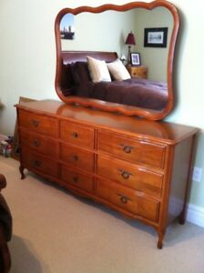 Lovely antique triple Dresser