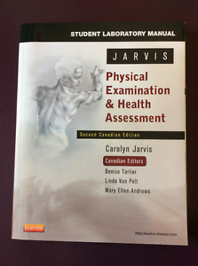Student Lab Manual For Physical Examination & Health Assessment