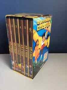DVD Les mystérieuses cités d'or