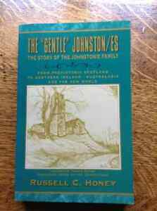 The Gentle Johnston/es by Russell C. Honey