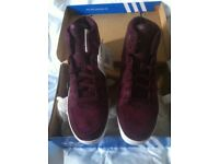 Adidas men's trainers size 9