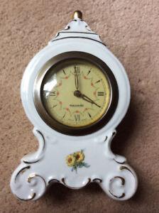 MERCEDES CLOCK