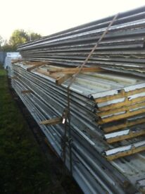 INSULATED ROOF SHEETS