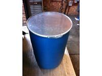 Plastic Barrels Fr £10 EACH
