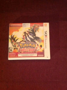 Pokemon Omega Ruby Excellent Condition $20.00