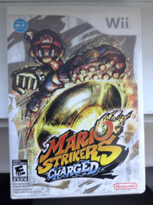 Super Mario Strikers Wii