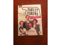 fawlty towers the complete colllection dvd boxset