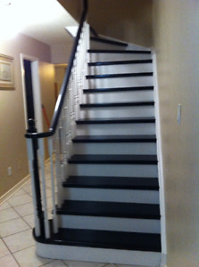 SPECIAL OFFER ON STAIRS, HARDWOOD, LAMINATE AND MANY MORE