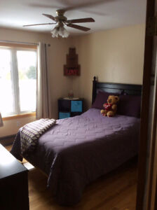 female tenant - fully furnished room