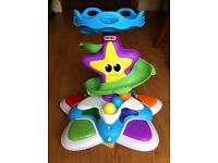 Little Tikes Stand & Dance Starfish Ball Tower Baby Toy