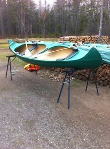 Canoe 12 foot flat bottom