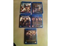 New blu-ray £3 each