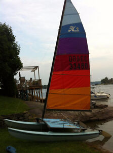 Selling My Hobie Cat 14
