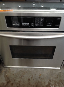 KITCHEN AID SUPERBA- Convection Oven and Stove top