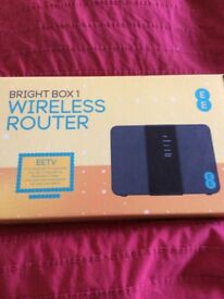 Wireless Router - brand new