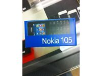 Nokia 105 brand new unlocked