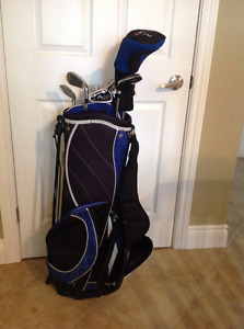 Full set of RAM left handed Junior Golf Clubs - $100