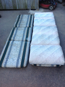 Coushions for lounge chairs -$20  - $25 each