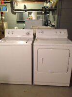 Ken more washer and dryer
