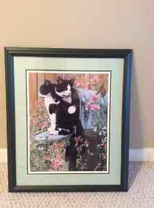 Cat pictures NUMBERED PRINTS