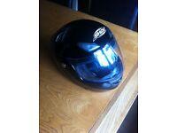 Motorbike Helmet & Jacket