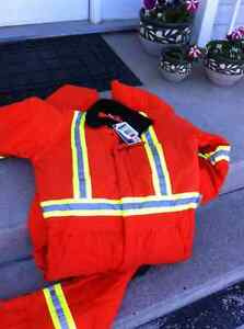 New Work coverall
